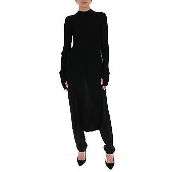 Maison Margiela S51cu0224s17464900 Women's Black Cotton Dress