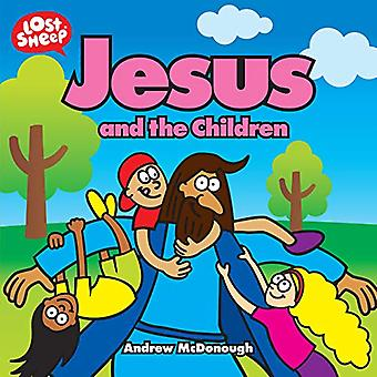 Jesus and the Children by Andrew McDonough - 9781910786956 Book