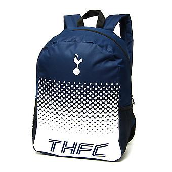 Tottenham Hotspur FC Official Fade Football Crest Backpack/Rucksack