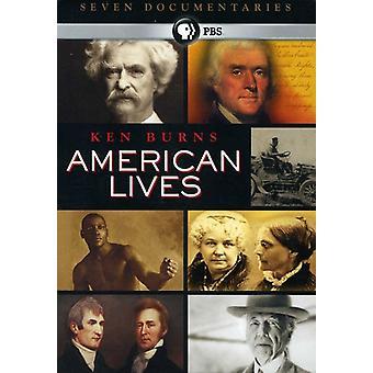 Ken Burns - importazione USA American Lives [DVD]