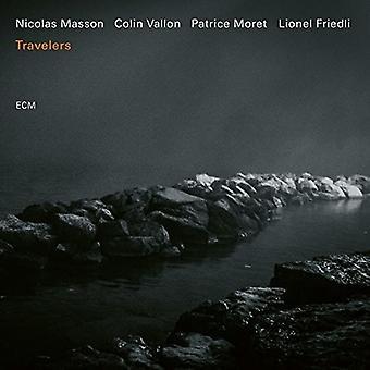 Masson, Nicolas / Vallon, Colin / Moret, Patrice - Travelers [CD] USA import
