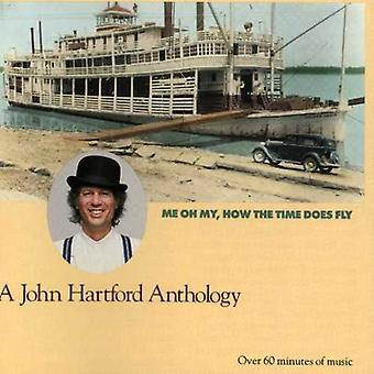John Hartford - Anthology-Me Oh My How the Tim [CD] USA import