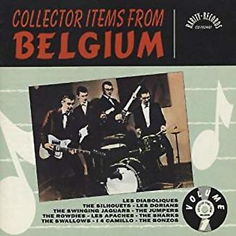 Various Artist - Collector Items From Belgium 1 [CD] USA import