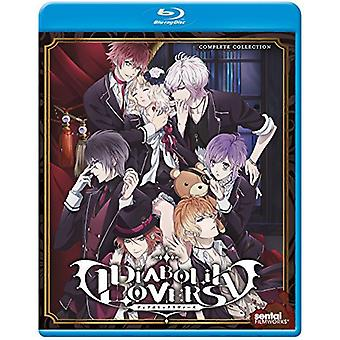 Diabolik Lovers Blu-ray [BLU-RAY] USA import