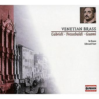 Gabrieli/Frescobaldi/Guami - Venetian Brass: Gabrieli, Frescobaldi, Guami [CD] USA import