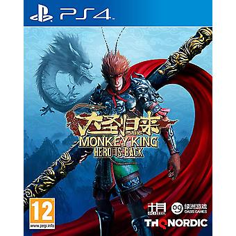 Monkey King Hero is Back PS4 Game