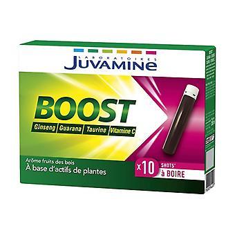 Shot Boost 10 units of 25ml
