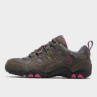 Hi Tec Frauen's Quadra II Walking Schuh grau
