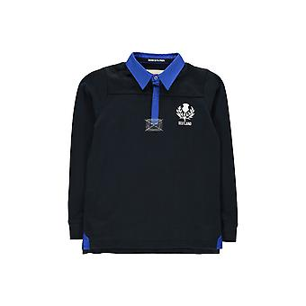 Team Rugby Long Sleeve Jersey Junior Boys