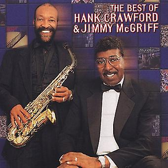 Crawford/McGriff - Best of Hank Crawford & Jimmy [CD] USA import