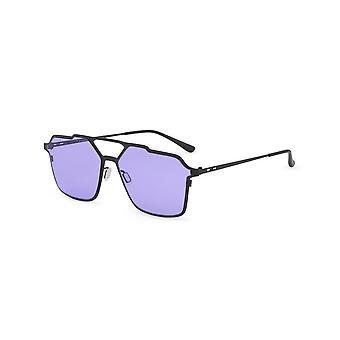 Italia Independent - Accessories - Sunglasses - 0255_009_CSM - Men - black,mediumpurple