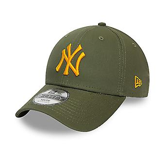 New Era 9Forty Kids Cap - New York Yankees Olive