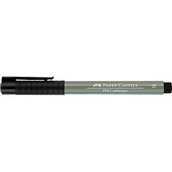 فابر كاستل الحبر الهندي الفنان القلم فرشاة 172 الأرض الخضراء