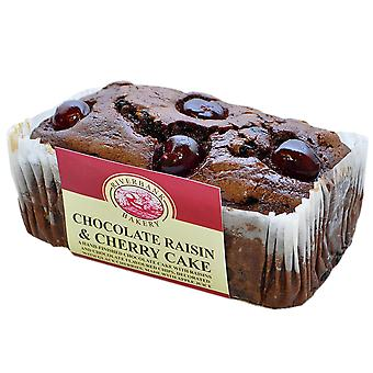 Riverbank Bakery Chocolate, Raisin & Cherry Loaf Cake