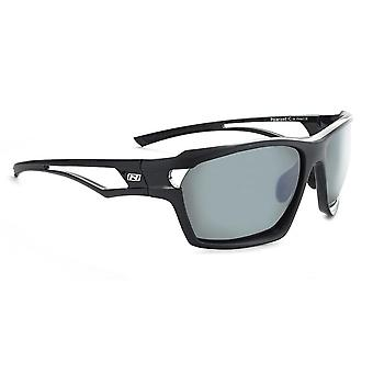 Optic nerve variant polarized - unisex interchangeable vented cycling sunglasses