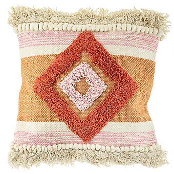 Sass & Belle Nevada Tufted Diamond Cushion