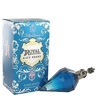 Royal Revolution Eau De Parfum Spray By Katy Perry 3.4 oz Eau De Parfum Spray