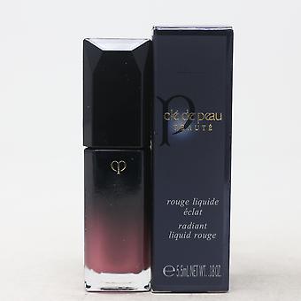 Cle De Peau Beaute Radiant Liquid Rouge Lip Gloss  0.18oz/5.5ml New With Box