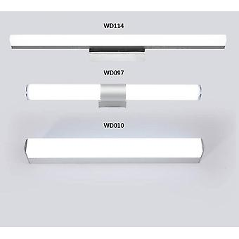 Modern Wall Lamp Super Bright Long Strips Led -mirror Light Simple Style Indoor Decors Acrylic Lamps