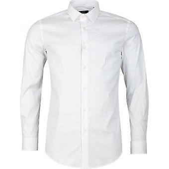 BOSS Isko Stretch Slim Fit Camisa