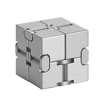 Stress Buster-aluminum Alloy Funny Cube