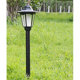 New Waterproof Outdoor Solar Power Lawn Lamps Led Spot Light   (white)