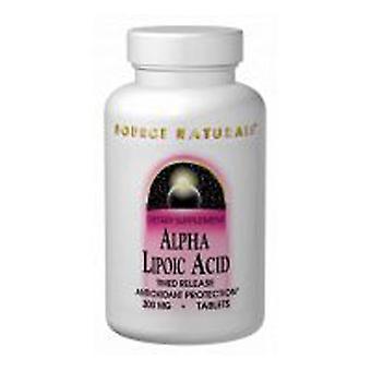 Quelle Naturals Alpha Lipoic Caps, 300 mg, 120 Caps