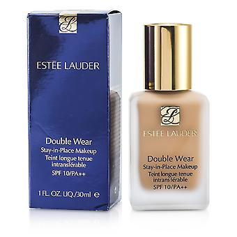 Double wear stay in place makeup spf 10 no. 65 warm creme 110817 30ml/1oz