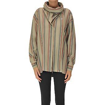 Acne Studios Ezgl151075 Damen's Multicolor Wollpullover