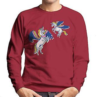 She-Ra Swift Wind Men's Sweatshirt