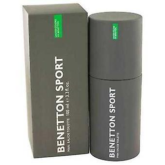 Benetton Sport By Benetton Eau De Toilette Spray 3.3 Oz (men) V728-417404