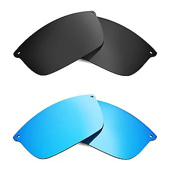 Polarisert erstatning linser for Oakley Carbon Blade solbriller anti-scratch anti-refleks UV400 av SeekOptics