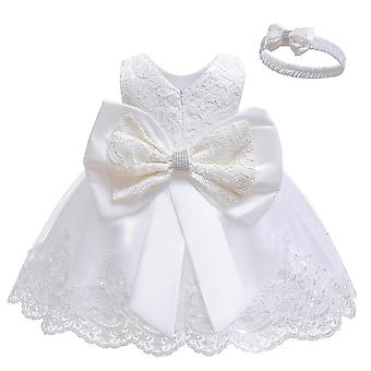 Newborn Baby Wedding Party Princess Dress