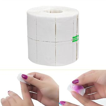 Roll Nail Wipe Pad, Polish Gel Remover, Art Tips Manicure Cleaning Cotton Paper