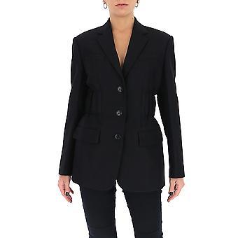 Alexander Wang 1wc2202228001 Blazer donna in lana nera