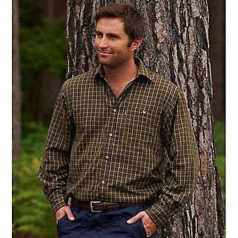 Walker and Hawkes - Mens Cartmel Fleece Lined Shirt