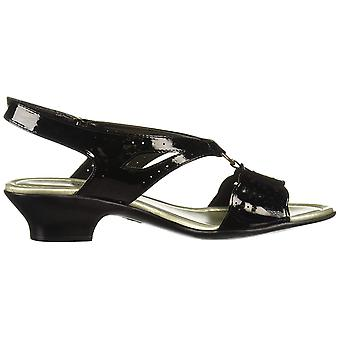 Easy Street Women's Excite Dress Sandal with Cutouts