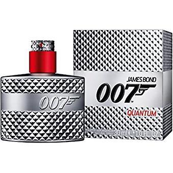 James Bond 007 Eau De Toilette Spray for Men Quantum 30 ml