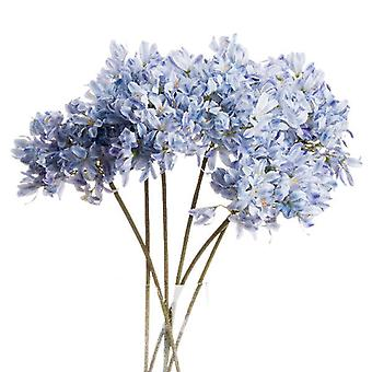 Hill Interiors Agapanthus Artificial Flower