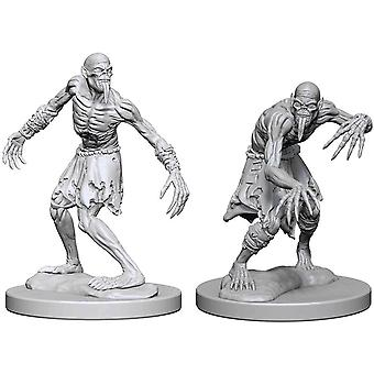 Dungeons & Dragons Nolzur's Marvelous Unpainted Miniatures (W1) Ghouls