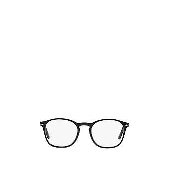 Persol PO3007V black male eyeglasses