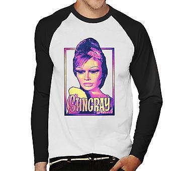 Stingray Marina Men's Baseball Long Sleeved T-Shirt