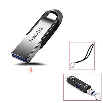 Usb Stick, 3.0 Key Usb Flash, Pen Drives, Disk Memory