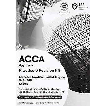 ACCA Advanced Taxation FA2019 by BPP Learning Media