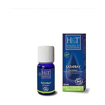 Organic Katafray essential oil (Cedrelopsis grevei) 10 ml of essential oil
