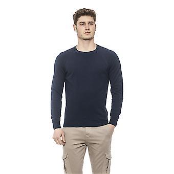 Alpha Studio Miesten sininen villapaita