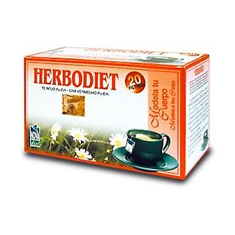 Herbodiet Shape Your Body 20 units