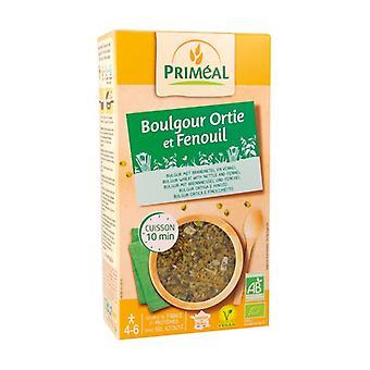 Nettle and fennel bulgur 300 g