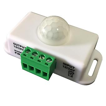 Automaattinen säädettävä Pir Motion Sensor Switch Ir infrapunatunnistin