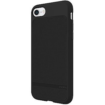 Incipio NGP Avancerat fodral för iPhone SE2/8/7 med texturerad rygg och honungskombinerad inredning - Svart